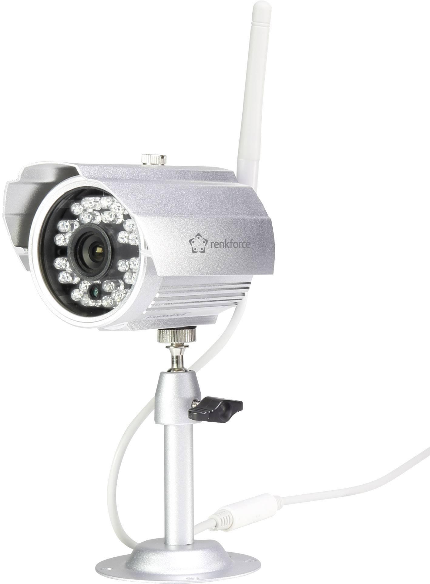 Přídavná kamera Renkforce C706DW4, max. dosah 200 m