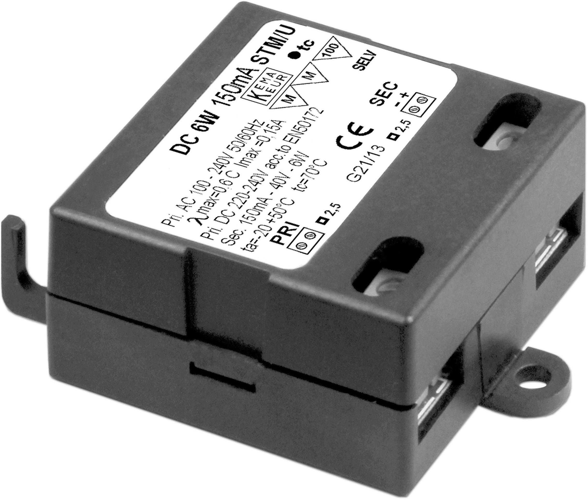 LED zdroj konstantního proudu Barthelme 66004406, 6 W, 150 mA, 40 V