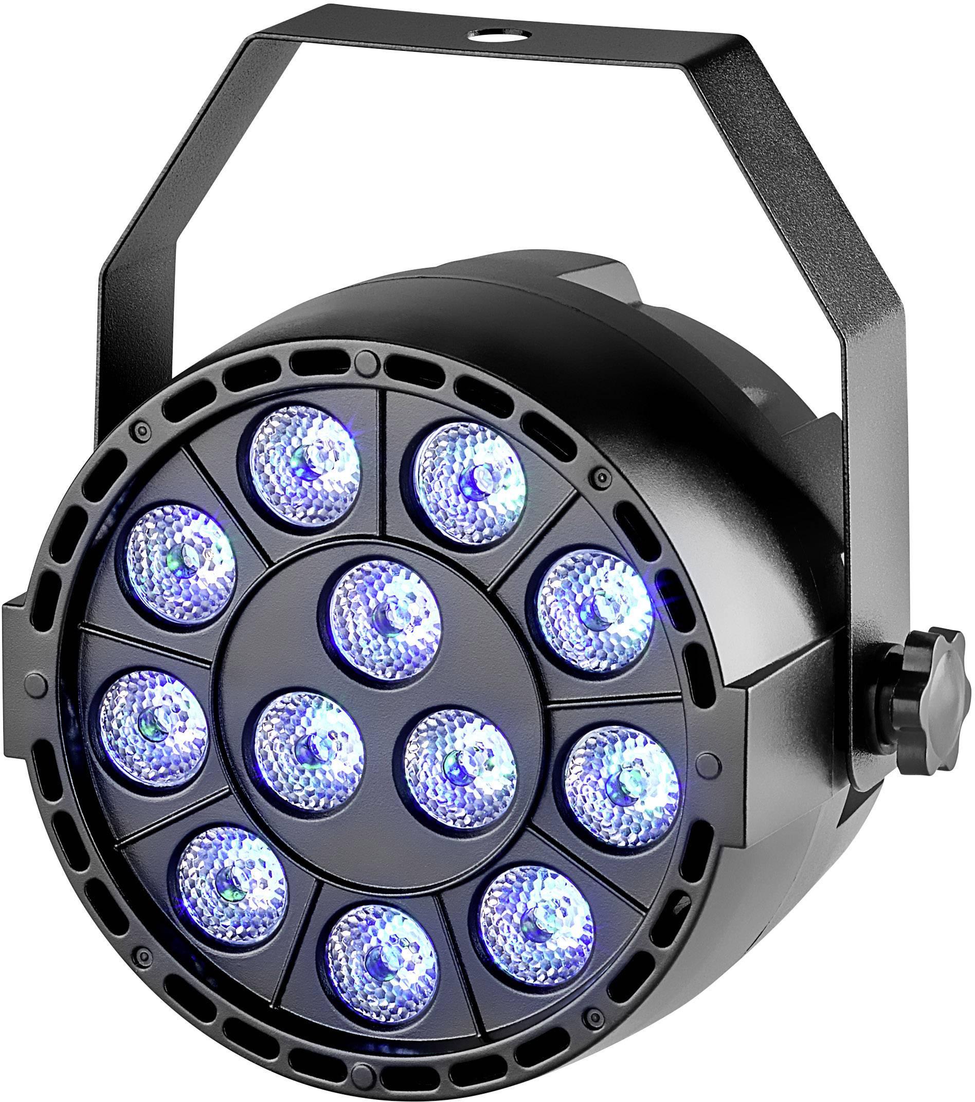 LED PAR reflektor Renkforce LV-PT12, 12 x 1.5 W