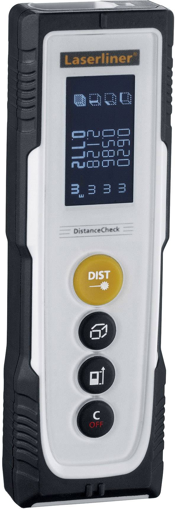 Laserový měřič vzdálenosti Laserliner DistanceCheck, rozsah měření (max.) 20 m