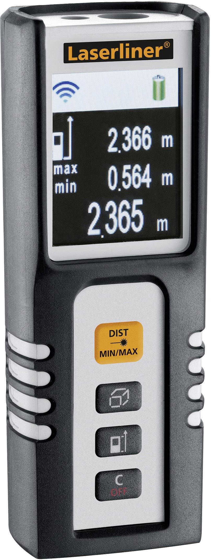 Laserový měřič vzdálenosti Laserliner DistanceMaster Compact, rozsah měření (max.) 25 m