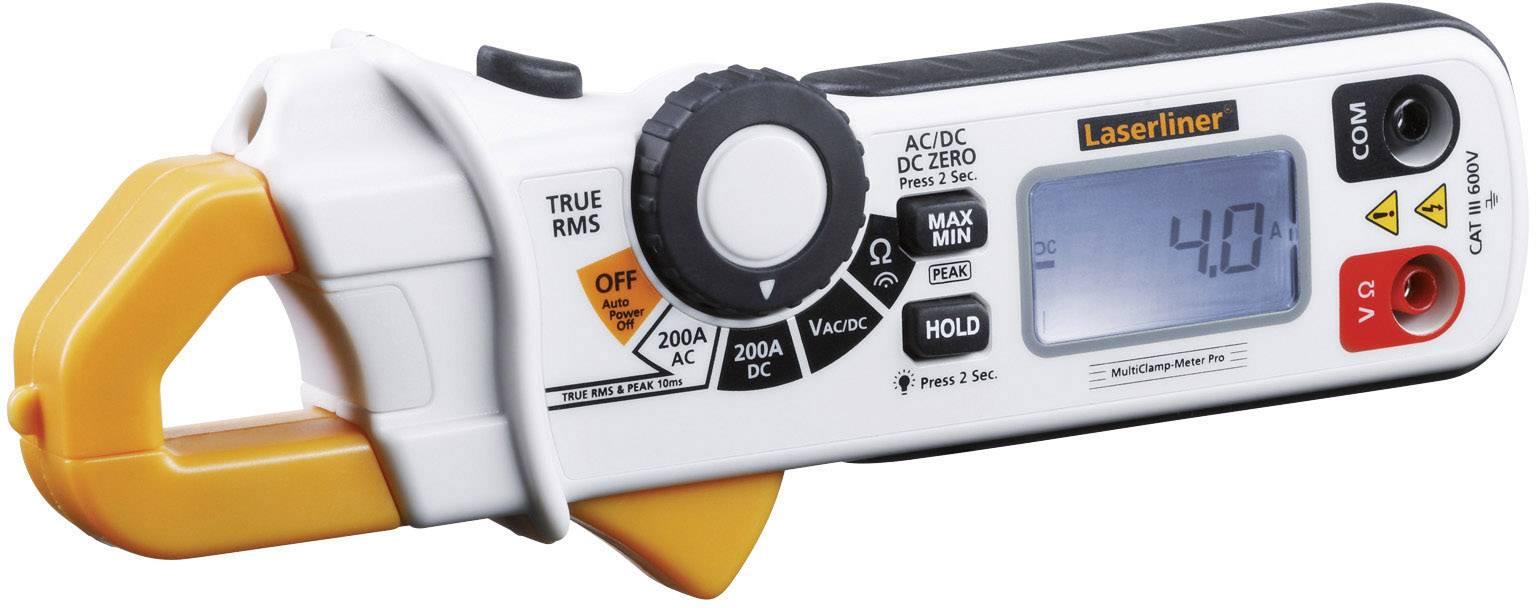 Digitálne/y prúdové kliešte Laserliner MultiClamp-Meter Pro 083.040A