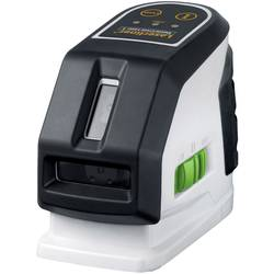 Samonivelační křížový laser Laserliner MasterCross-Laser 2G, dosah (max.): 40 m, Kalibrováno dle: bez certifikátu