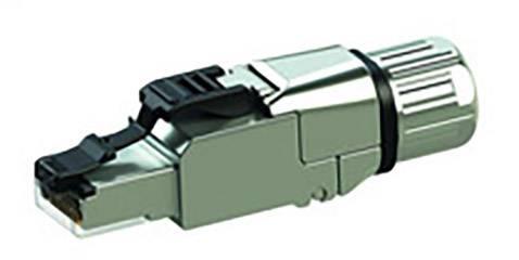 RJ45 zástrčka, rovná Telegärtner J00026A5003, 1 ks