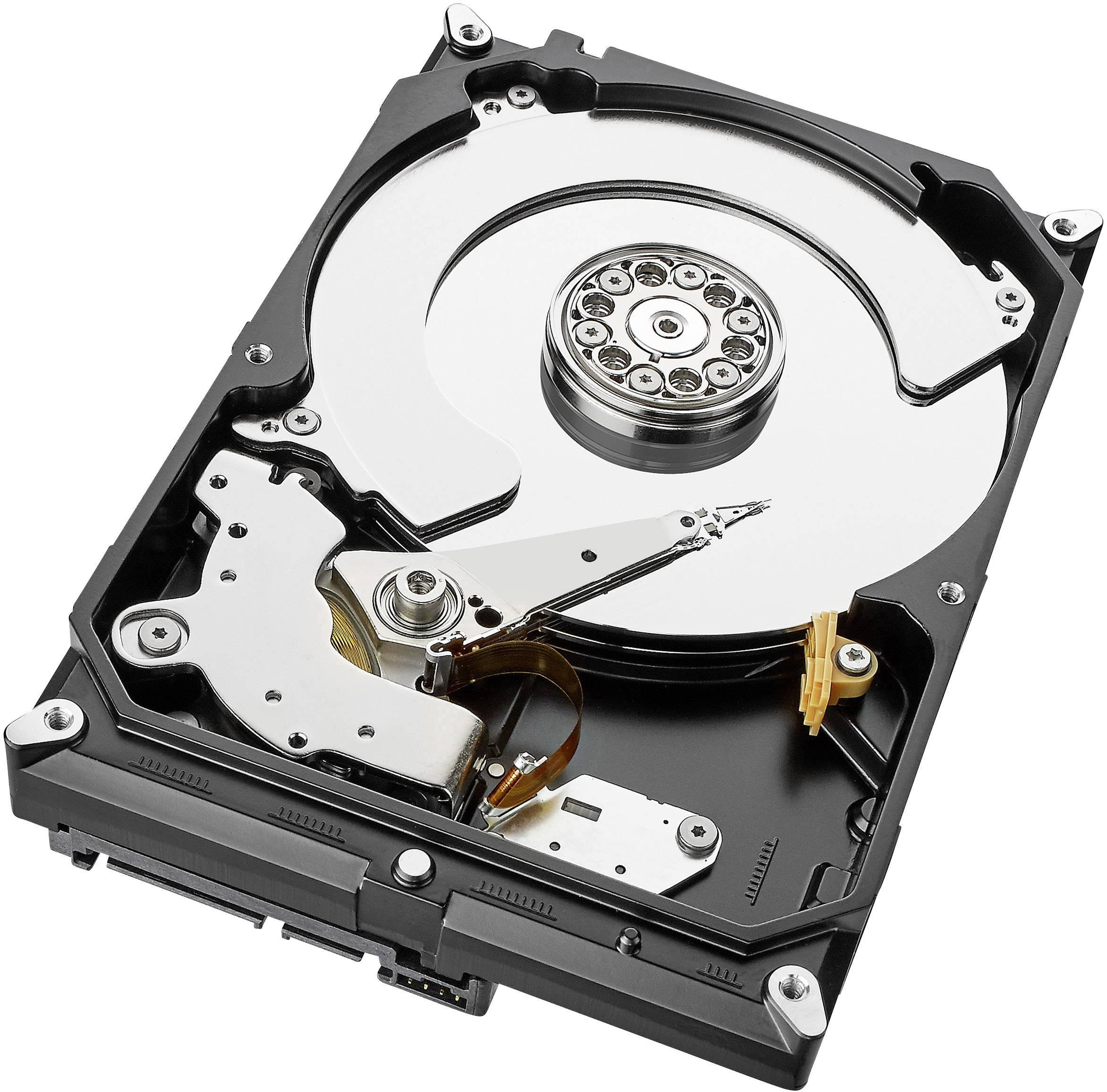 "Recertifikovaný interní pevný disk 8,9 cm (3,5"") 1 TB Seagate IronWolf™ Bulk ST1000VN002-FR SATA III"
