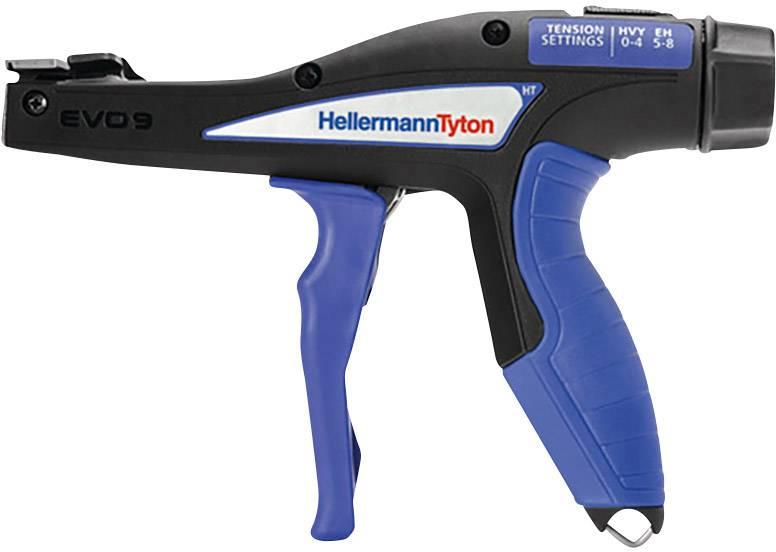 Kleště na stahovací pásky EVO9HT HellermannTyton EVO9HT 110-80017 modročerná