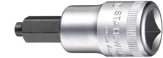 """Nástrčný kľúč, vnútorný šesťhran BO Stahlwille 54 IC 8 03070008, 1/2"""" (12.5 mm), 8 mm"""