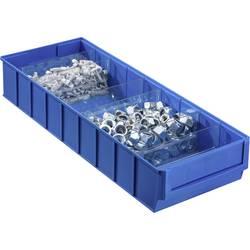 Allit 456570, (d x š x v) 185 x 500 x 81 mm, modrá