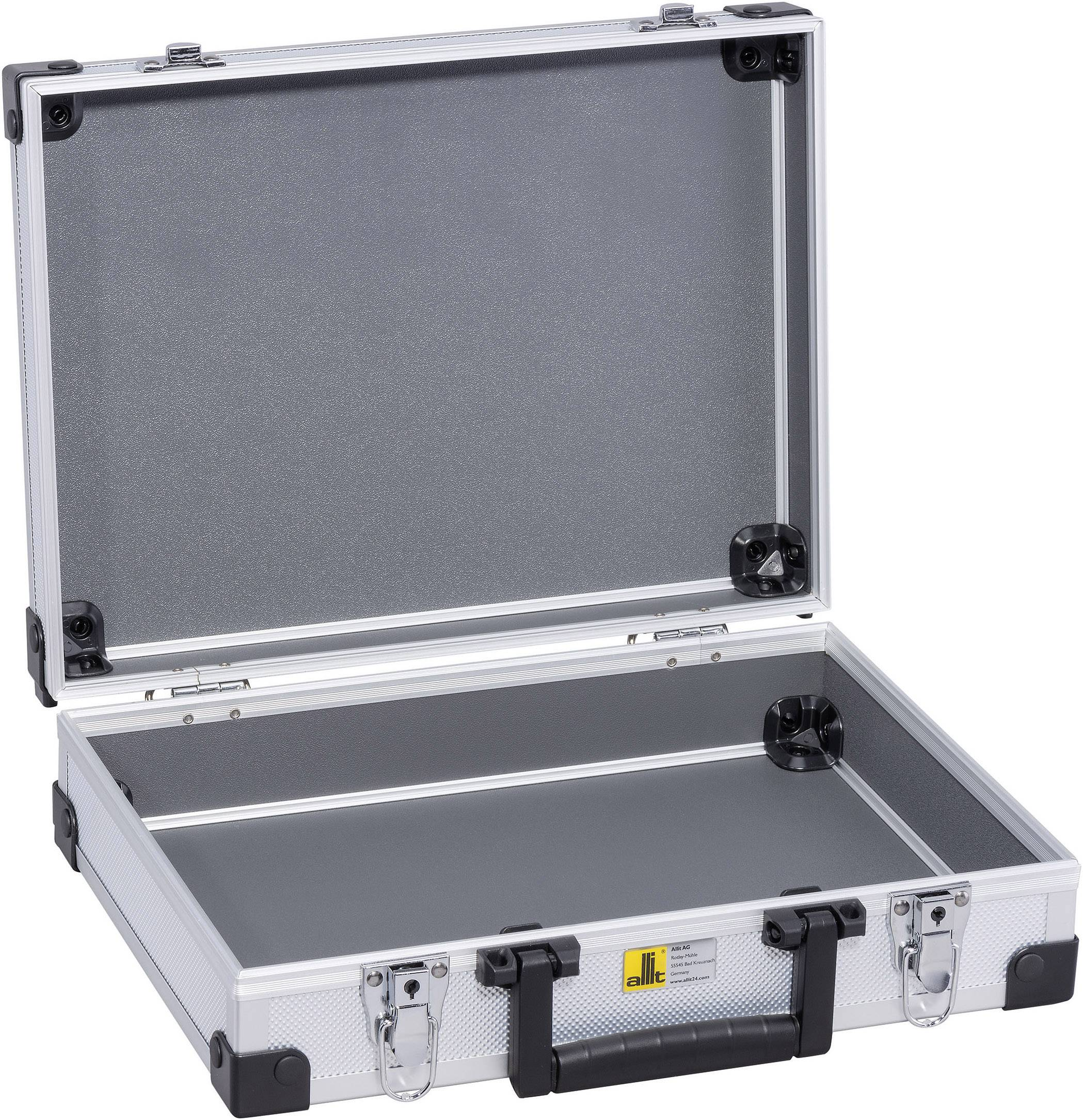 Kufrík na náradie Allit AluPlus Basic L 35 424100, (d x š x v) 345 x 285 x 105 mm