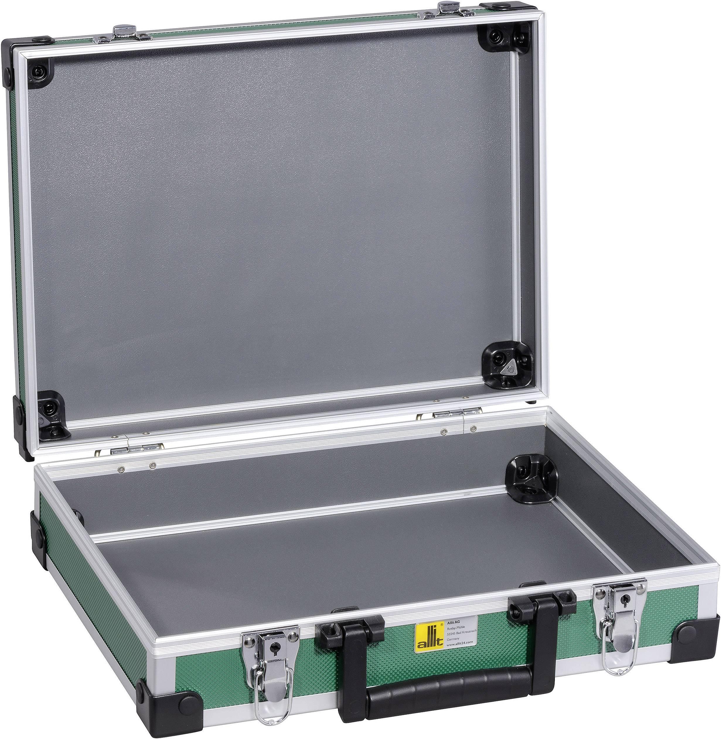 Kufrík na náradie Allit AluPlus Basic L 35 424130, (d x š x v) 345 x 285 x 105 mm