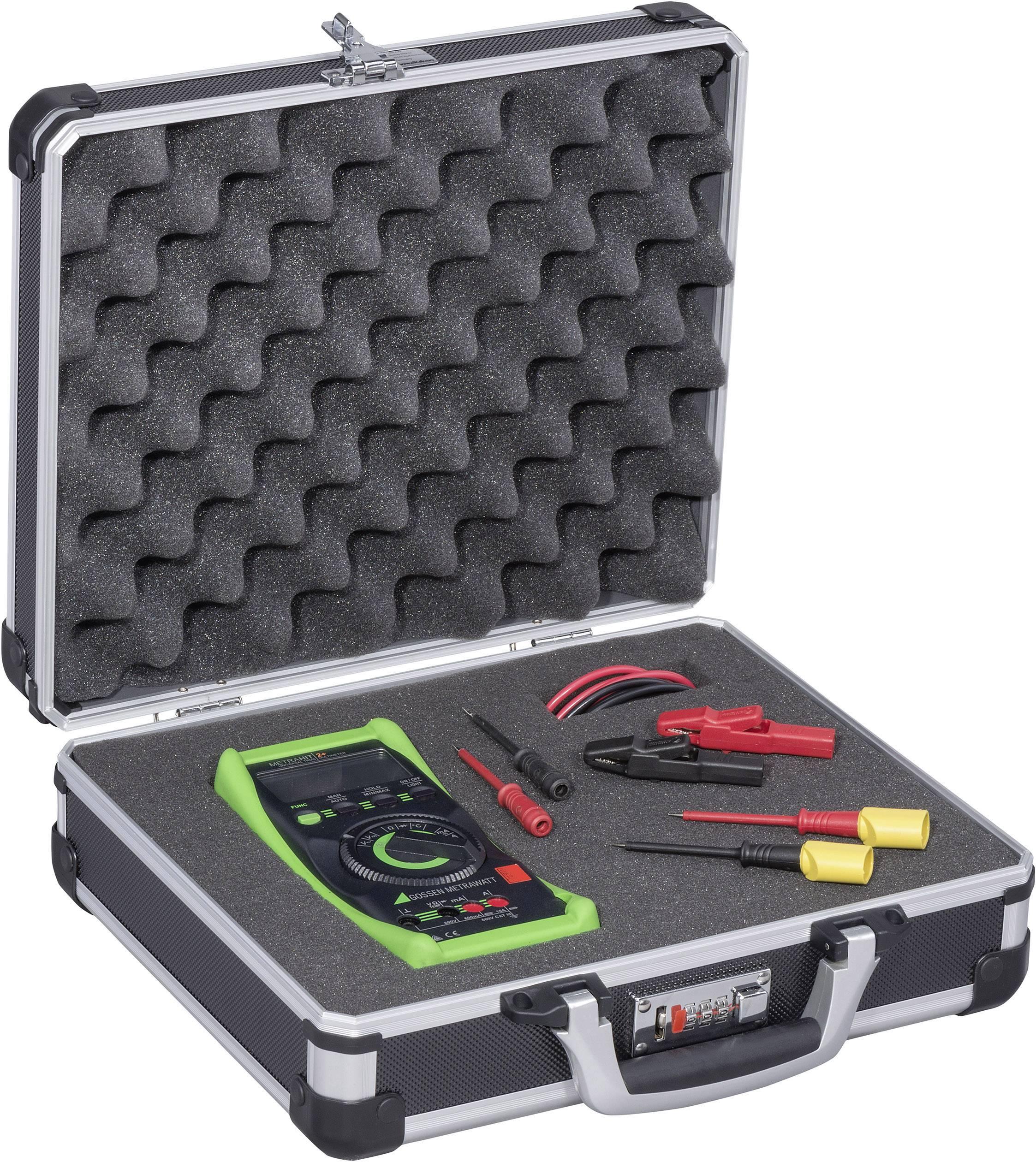 Kufřík na nářadí Allit AluPlus Protect C 36 425805, (d x š x v) 355 x 325 x 135 mm