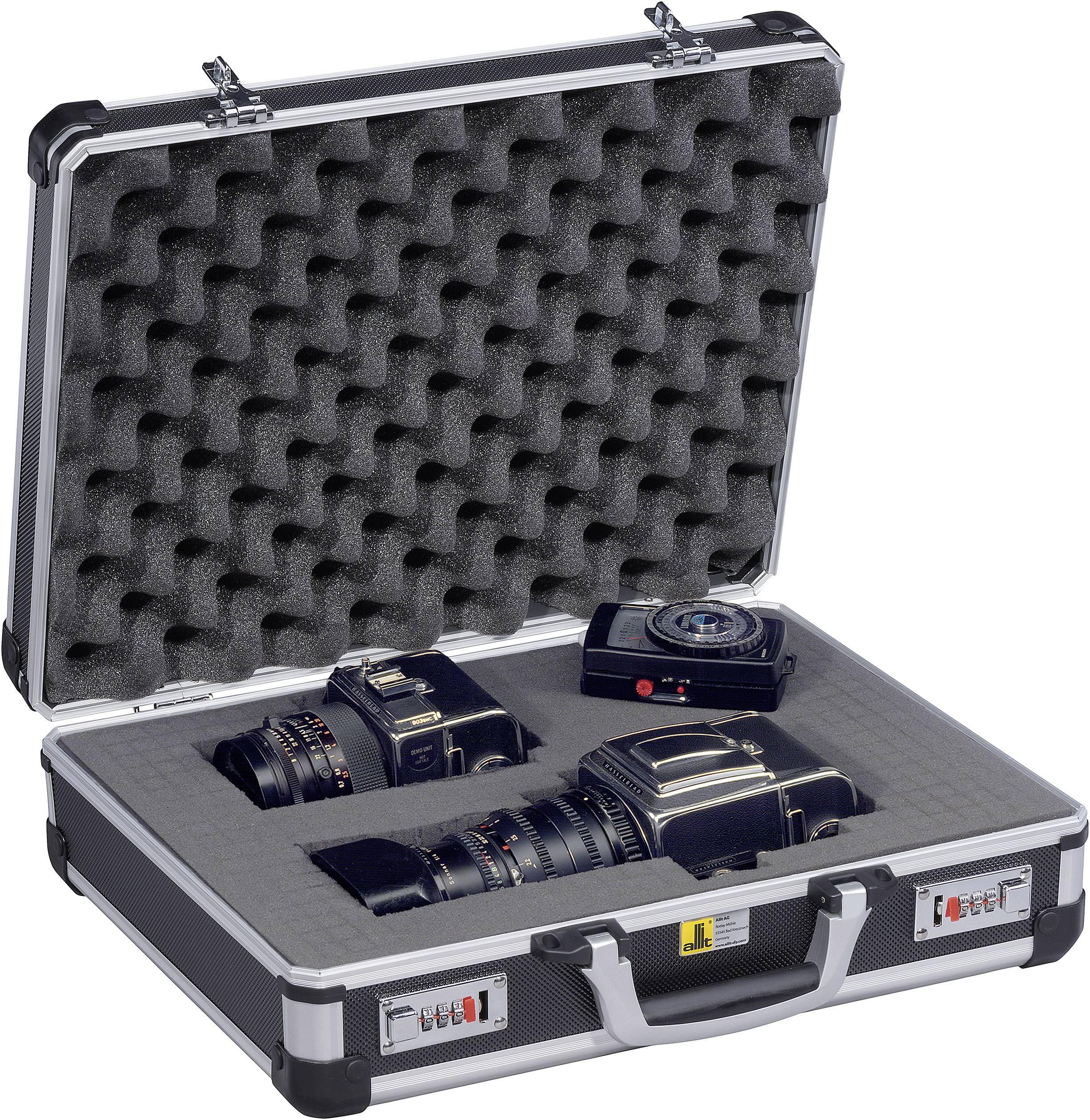 Kufrík na náradie Allit AluPlus Protect C 44 425810, (d x š x v) 445 x 370 x 145 mm