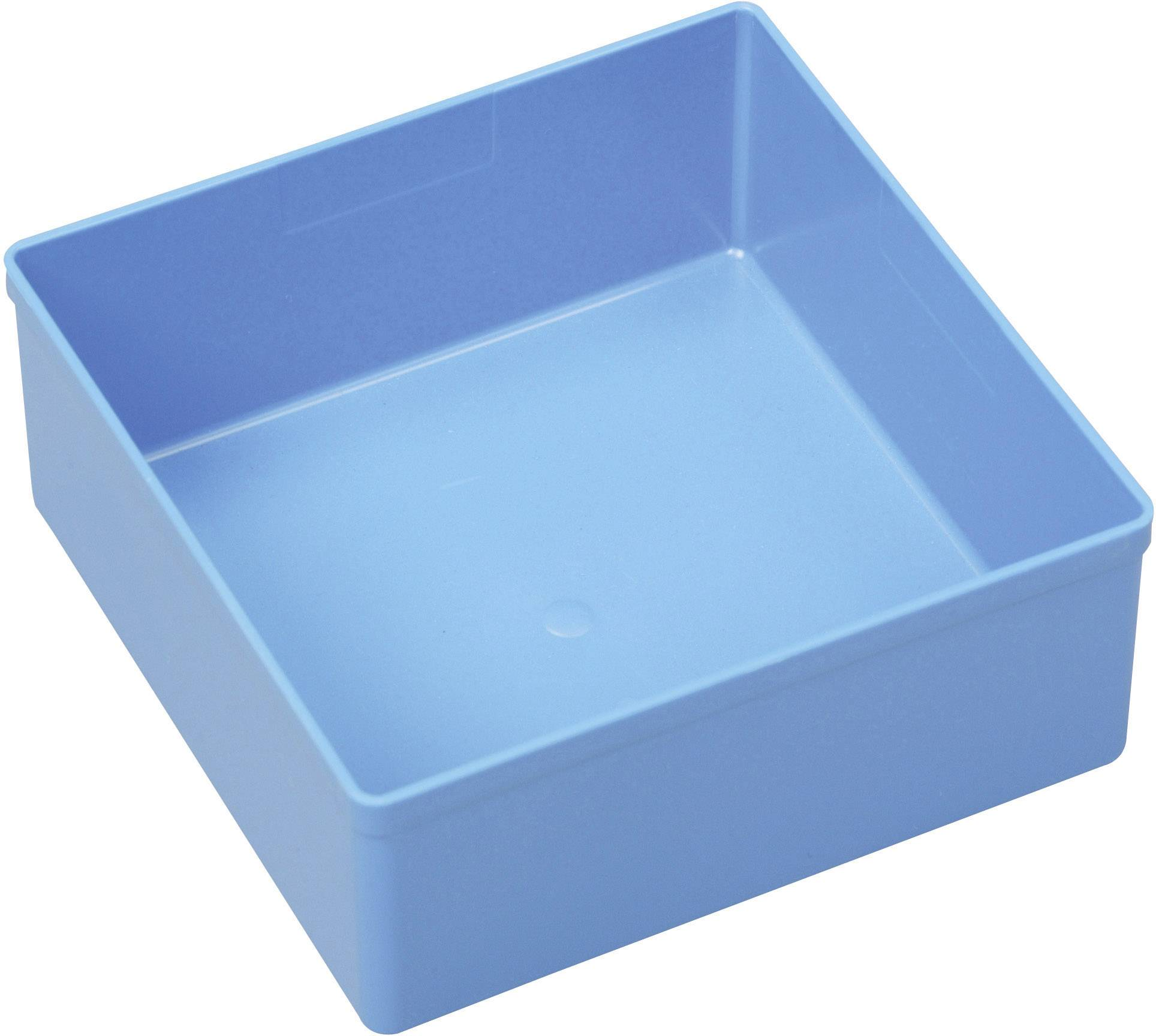 Vložka do kufříku na součástky Allit, 456302, 108 x 108 x 45 , modrá