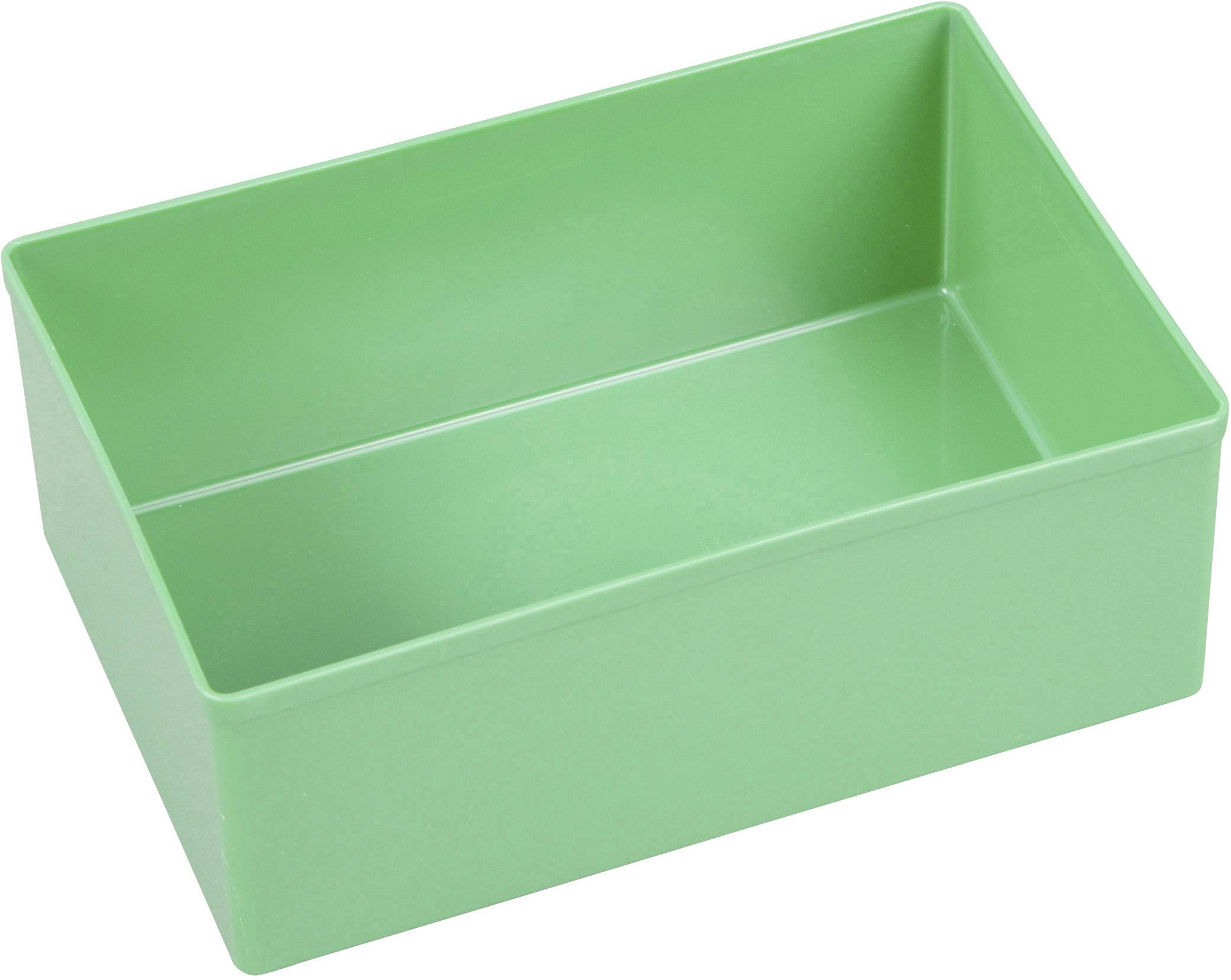 Vložka do kufříku na součástky Allit, 456308, 108 x 162 x 63 , zelená