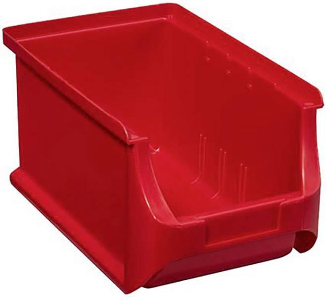 Allit 456209, (š x v x h) 150 x 125 x 235 mm, červená