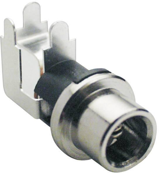 Nízkonapěťový konektor BKL Electronic 072856, zásuvka, vestavná horizontální, 5.7 mm, 2.1 mm, 1 ks