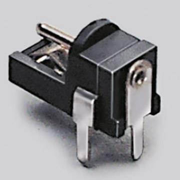 Nízkonapěťový konektor BKL Electronic 072325, zásuvka, vestavná horizontální, 1.3 mm, 1 ks