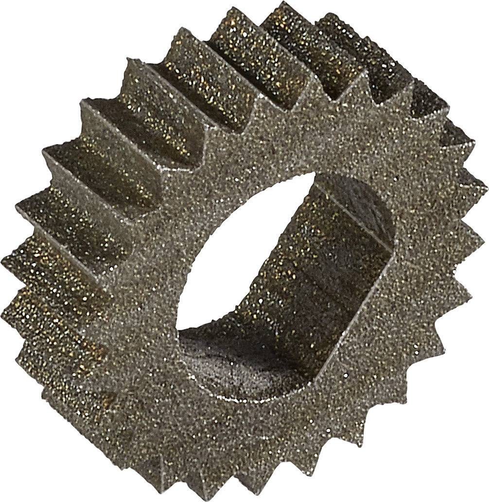Vrúbkovaný čap k extrudéru vhodné pre 3D tlačiareň renkforce RF100