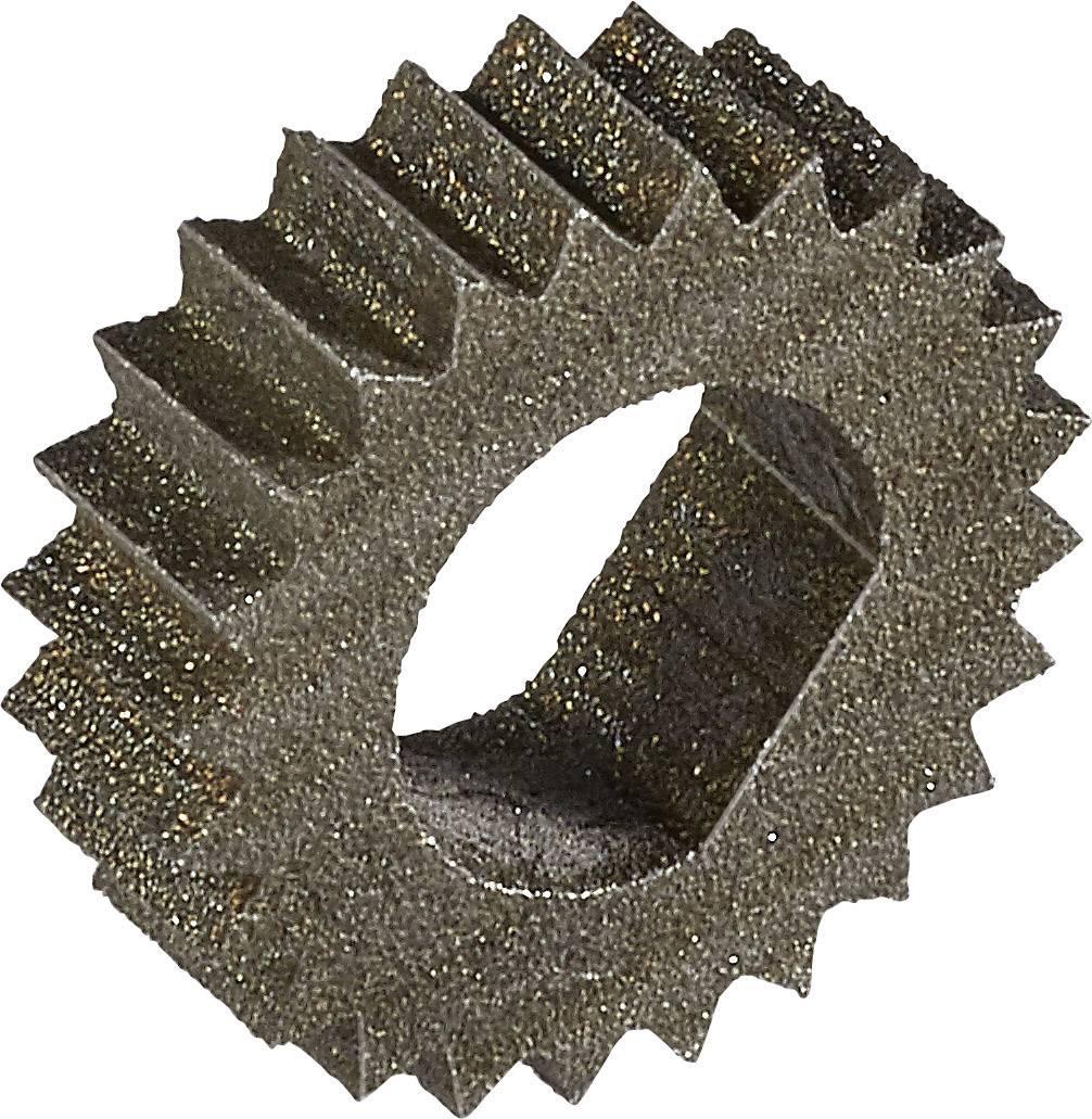 Vroubkovaný čep k extrudéru Vhodné pro 3D tiskárnu renkforce RF100, renkforce RF100 v2, zdokonalená verze, renkforce RF100 XL
