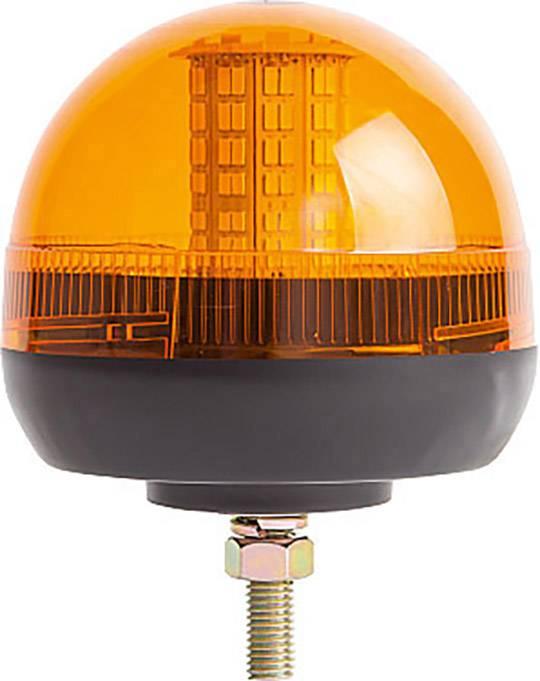 Všesměrové světlo LED ComPro COBL130.200.SF, signální žlutá, výstražný maják, zábleskové světlo, 12 V/DC, 24 V/DC