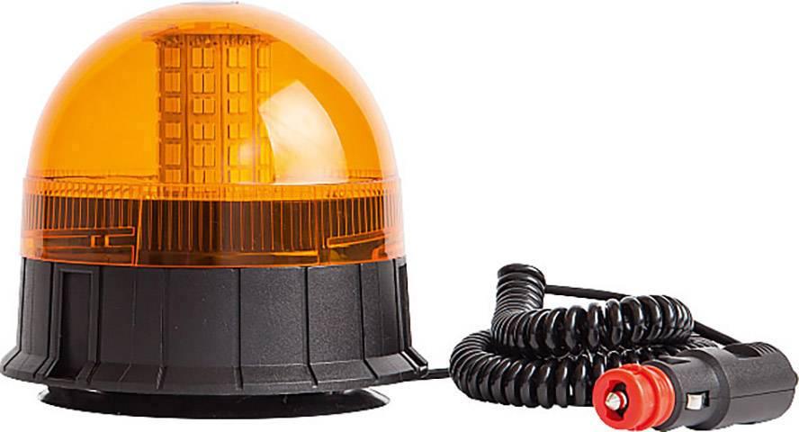 Všesměrové světlo LED ComPro COBL130.200.MF, signální žlutá, výstražný maják, zábleskové světlo, 12 V/DC, 24 V/DC