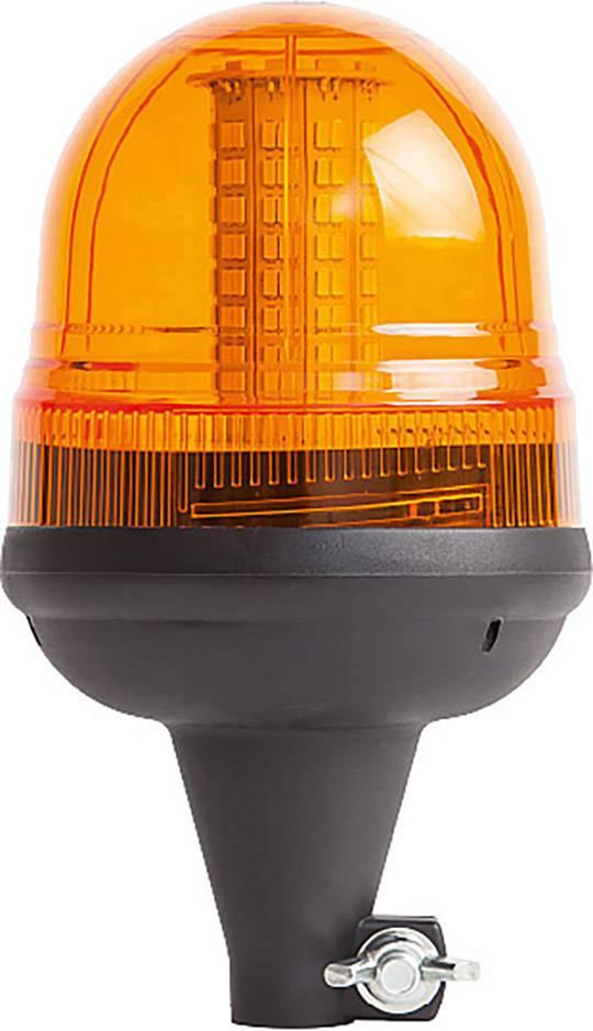 Všesměrové světlo LED ComPro COBL130.235.SL, signální žlutá, výstražný maják, zábleskové světlo, 12 V/DC, 24 V/DC