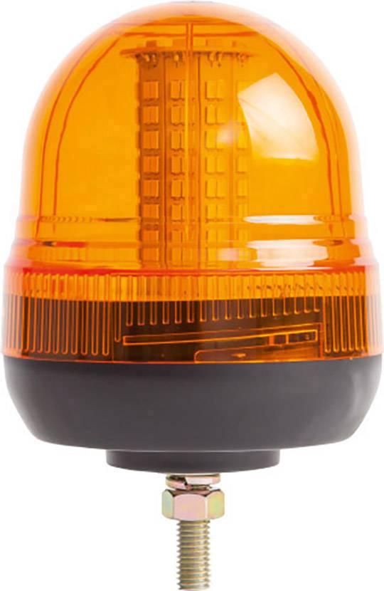 Všesměrové světlo LED ComPro COBL130.235.SF, signální žlutá, výstražný maják, zábleskové světlo, 12 V/DC, 24 V/DC