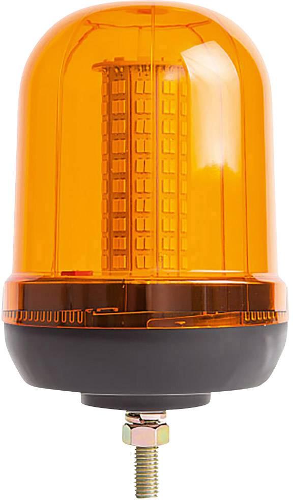 Všesměrové světlo LED ComPro COBL130.260.SF, signální žlutá, výstražný maják, zábleskové světlo, 12 V/DC, 24 V/DC
