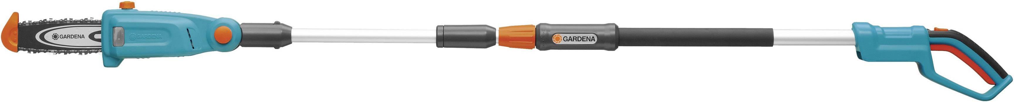 Akumulátorová prořezávač GARDENA 08866-55, 18 V Li-Ion akumulátor, nosný popruh, bez akumulátoru