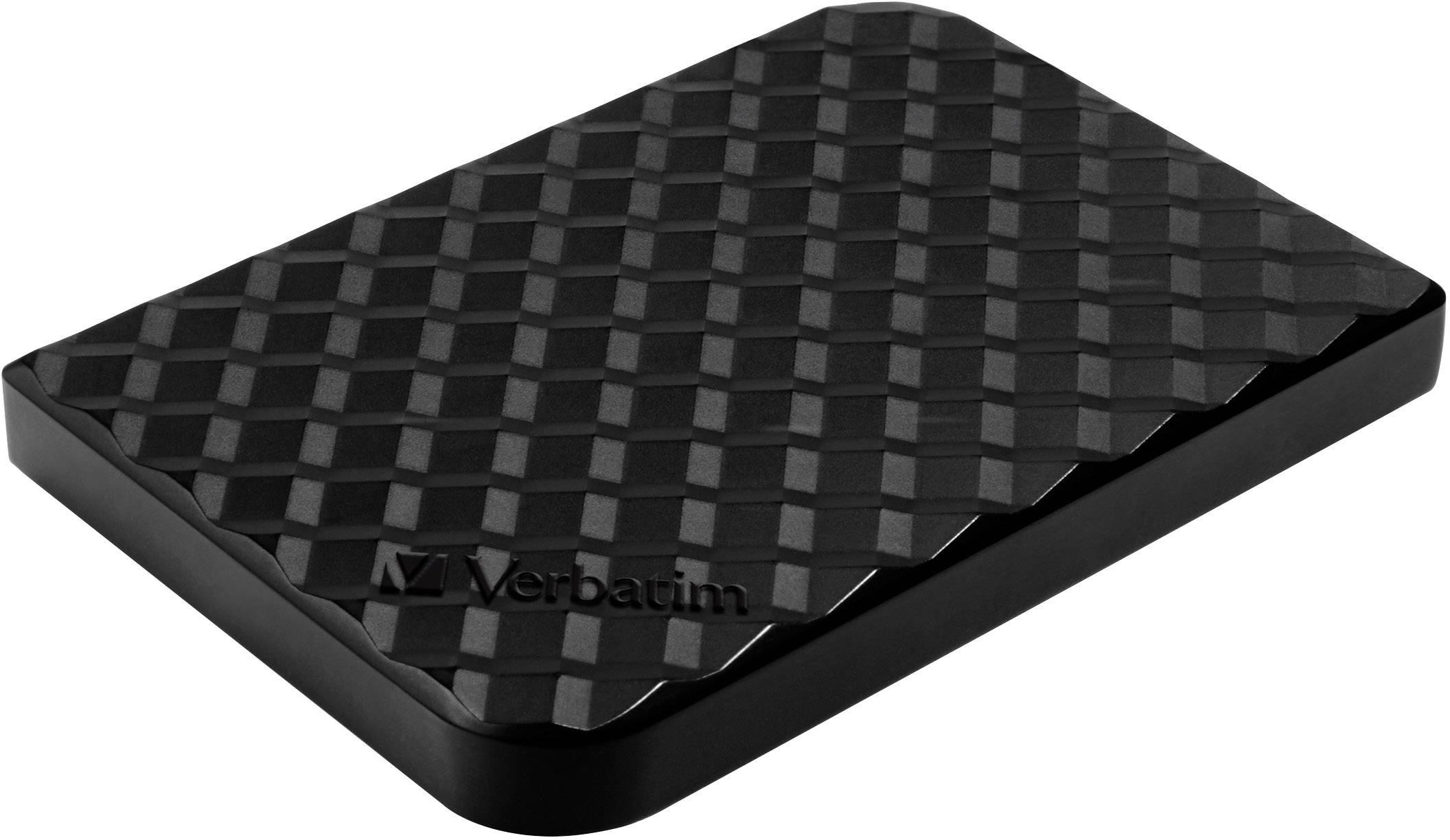 """Externí HDD 6,35 cm (2,5"""") Verbatim Store 'n' Go, 5 TB, USB 3.0, černá"""