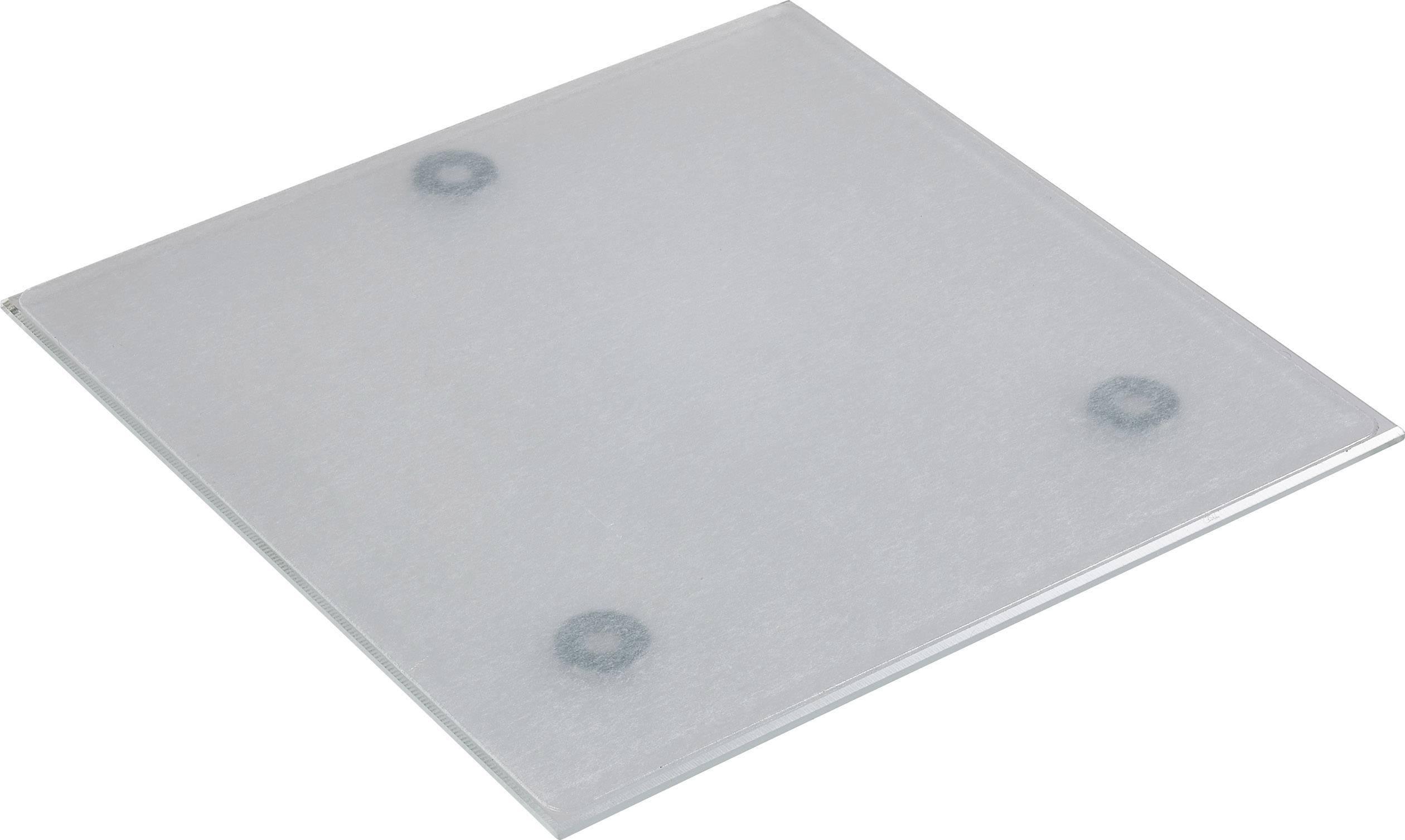 Tisková podložka vhodné pro 3D tiskárnu renkforce RF100, renkforce RF100 v2, zdokonalená verze