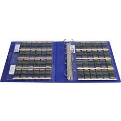 Sada metalizovaných rezistorů NOVA by Linecard COCCR-36, 0207, 1 W, 5 %, 1 ks