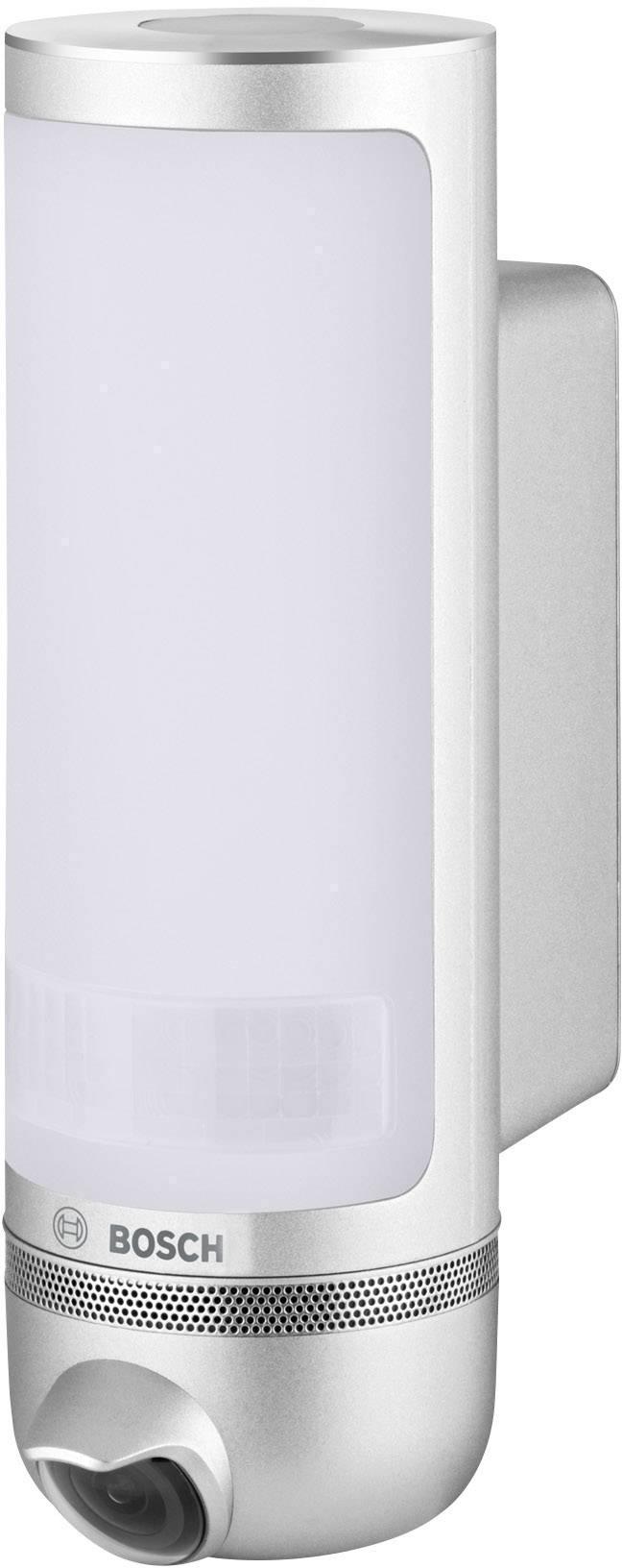 Vonkajšia bezpečnostná kamera a osvetlenie Bosch Smart Home Eyes F01U314889, s Wi-Fi