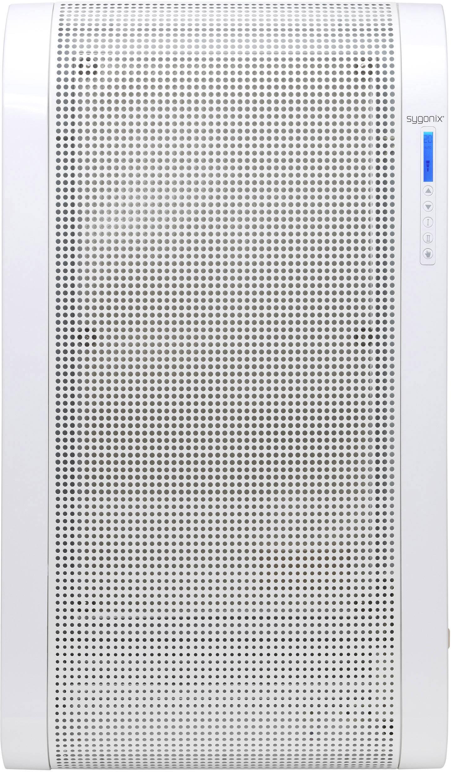 Nástěnné infračervené topení Sygonix FV1115, 20 m², 1500 W, bílá