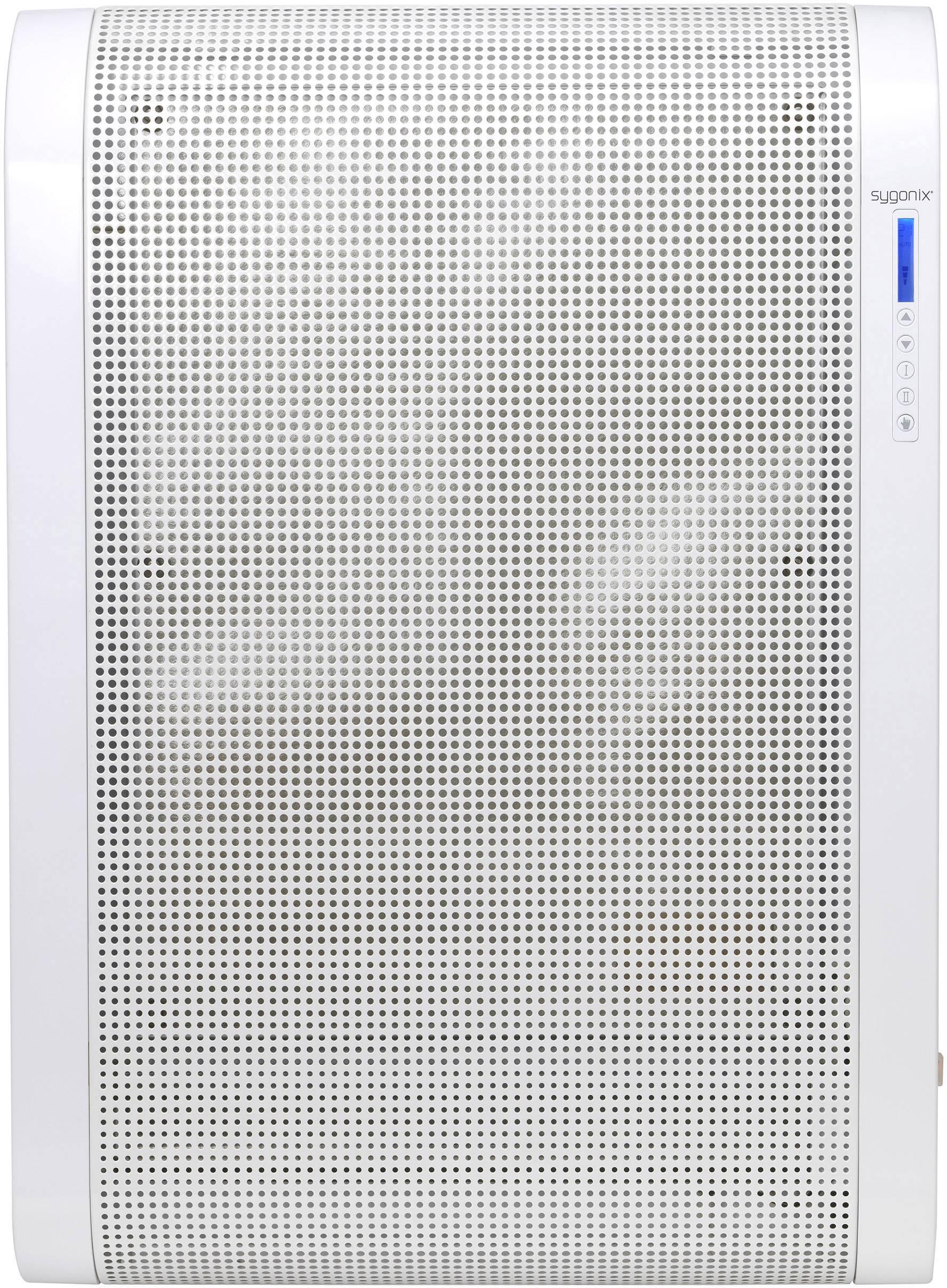 Nástěnné infračervené topení Sygonix FV1120, 20 m², 2000 W, bílá