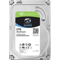 "Interní pevný disk 8,9 cm (3,5"") Seagate SkyHawk ST2000VX008, 2 TB, Bulk, SATA III"