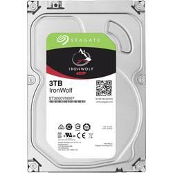 """Interní pevný disk 8,9 cm (3,5"""") Seagate IronWolf™ ST3000VN007, 3 TB, Bulk, SATA III"""
