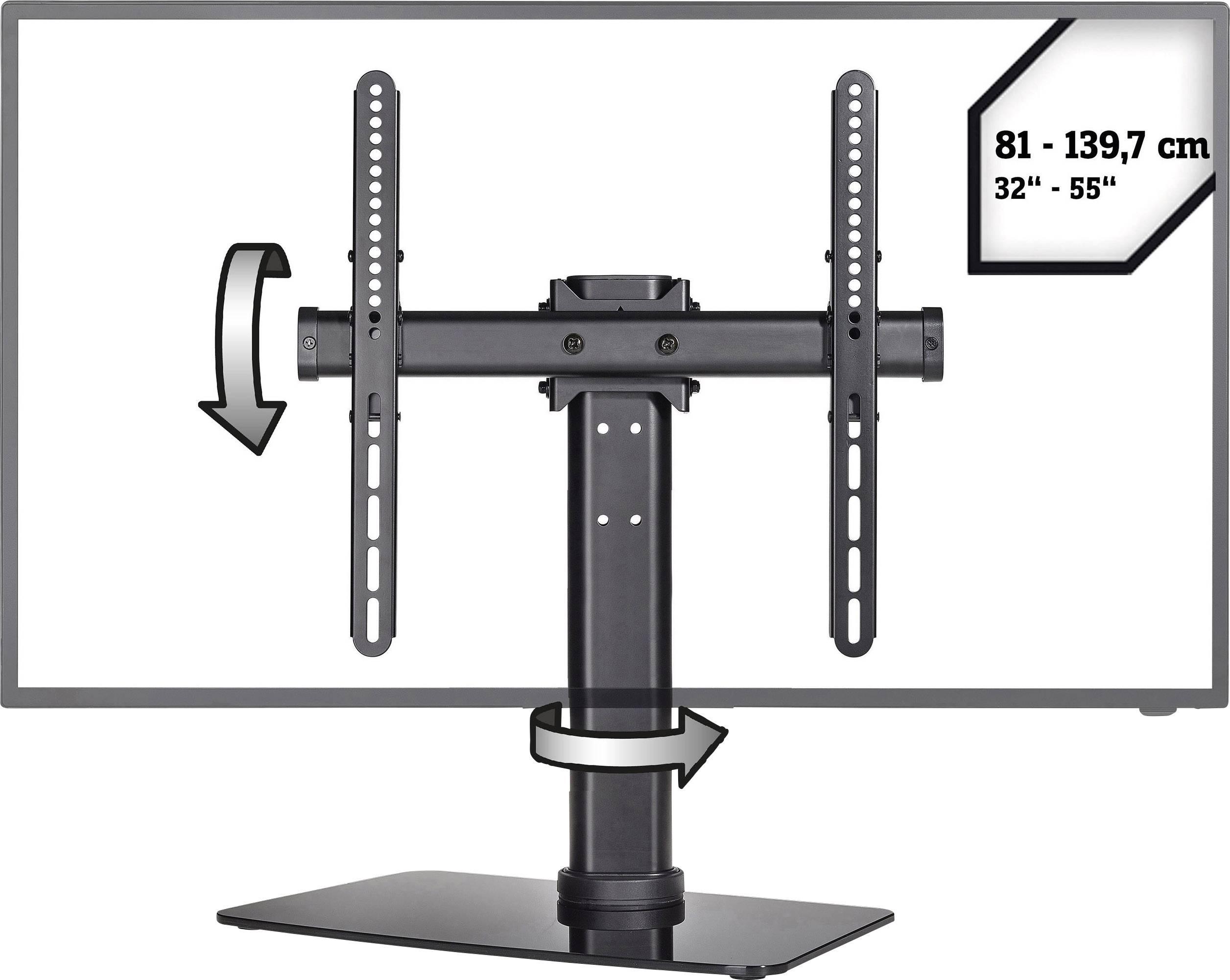 """TV stojan SpeaKa Professional SP-TT-05, naklápěcí + nakláněcí, 81,3 cm (32"""") - 139,7 cm (55"""")"""