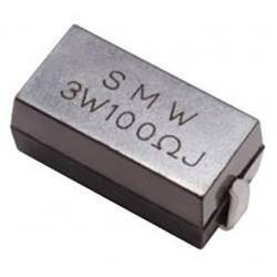 SMD drátový rezistor TyOhm SMW 2W 0R1 F T/R, 0.1 Ohm, 2 W, 1 %, 1 ks