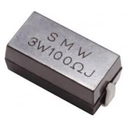 SMD drátový rezistor TyOhm SMW 3W 0R1 F T/R, 0.1 Ohm, 3 W, 1 %, 1 ks