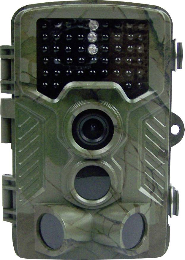 Fotopast Berger & Schröter FullHD, 16 MPix, černé LED diody, hnědá
