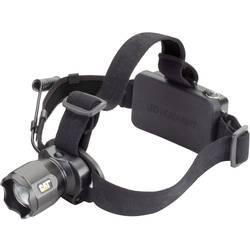 Pracovní LED čelovka CAT CT4205 Focusing 330015, napájeno akumulátorem, 350 g, černá