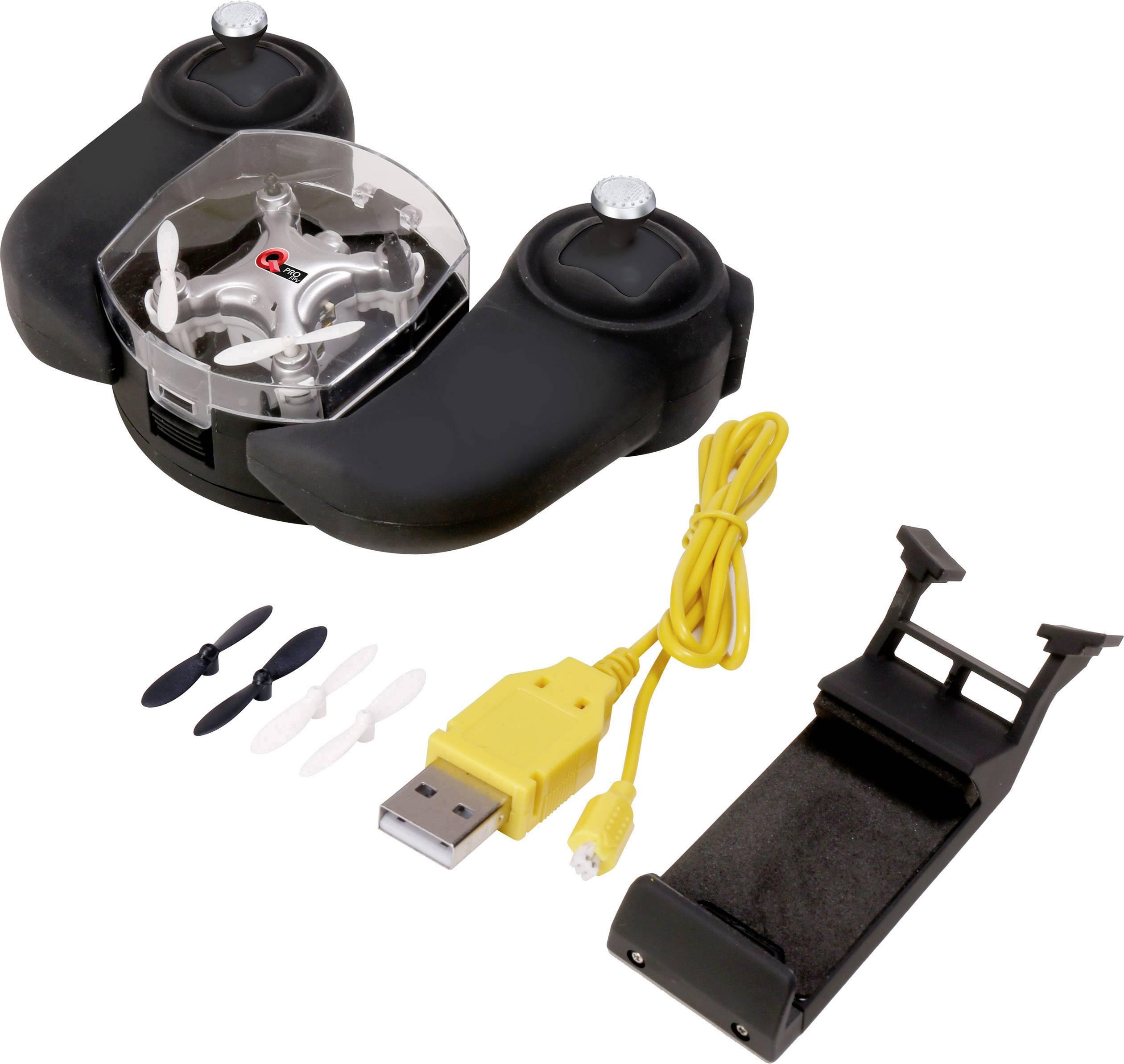 Mini dron Reely Q Pro FPV, RtF