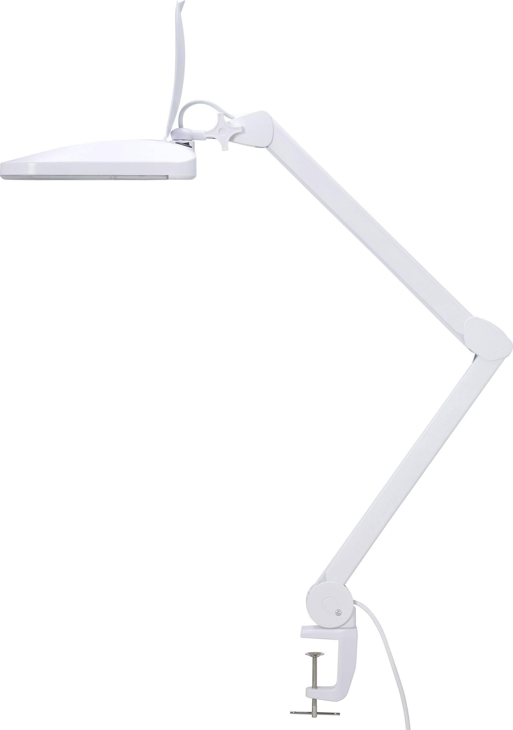 Stolná lupa s LED osvetlením TOOLCRAFT prac.rádius 270 mm