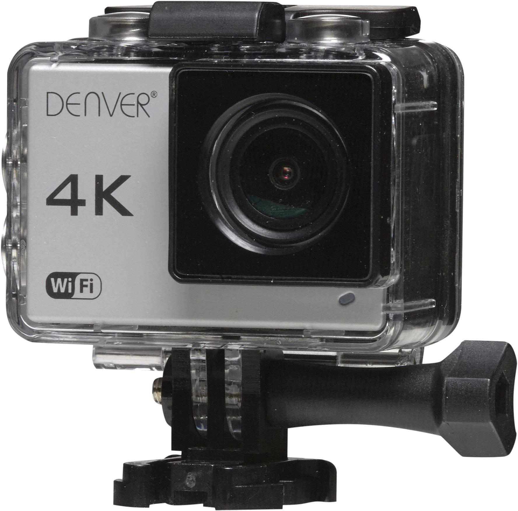 Športová outdoorová kamera Denver ACK-8060W, 4K (Ultra HD), Wi-Fi, odolná proti vode