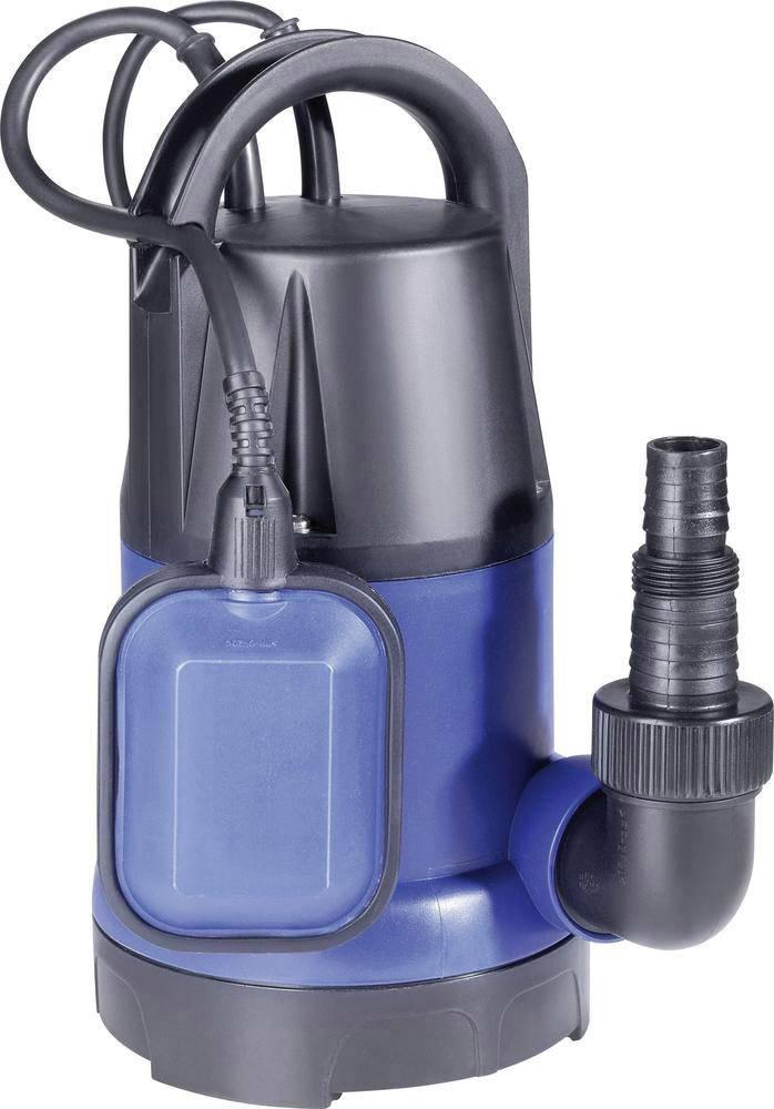 Ponorné čerpadlo pro užitkovou vodu Renkforce 1526584, 280 W, 8000 l/h, 5 m