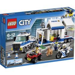 LEGO® CITY 60139 Mobilní centrálou