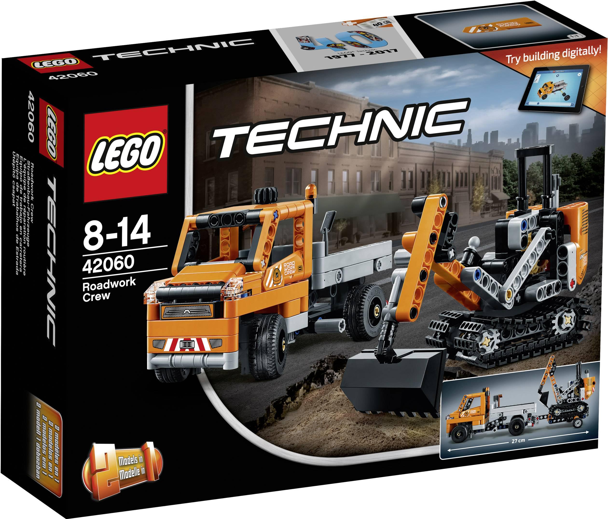 Cestári LEGO® TECHNIC 42060