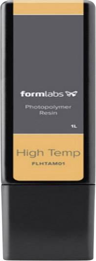 Fotopolymérna živica, Formlabs High Temp Resin Cartridge (Form 2)