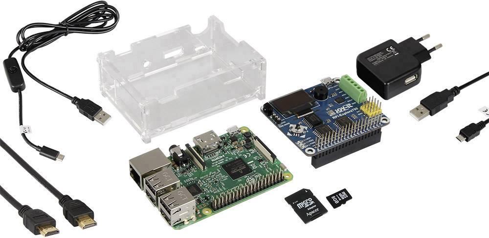 Experimentálna súprava Joy-it Raspberry IOT Explorer Experiment-Set